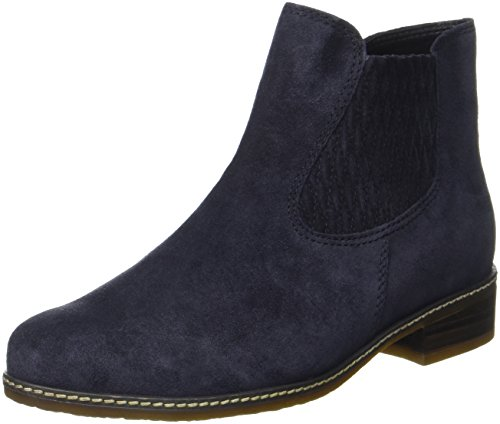Gabor Shoes Damen Comfort Sport Stiefel, Blau (46 Nightblue (Micro), 37 EU