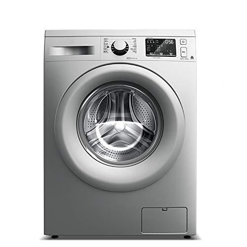 STAR BEBE machine à laver autoportante 8 kg d'argent 1400 rpm rotation programme spécial A +++ [catégorie énergétique A +++]
