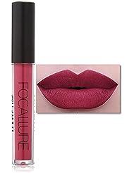 Rouges à lèvres,Covermason rouge à lèvres cosmétiques femmes Sexy lèvres Matte Lip Gloss parti FA24(5#)