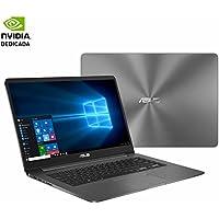 "Portátil Asus ux530ux-fy021t i7-7500u 15.6"" 8GB SSD256GB nvidiagtx950 WIFI BT w10"