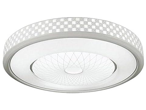 XXFFH Glühlampen Leuchtstofflampe Licht Fyn Led Deckenleuchten 12W Weiß Rund