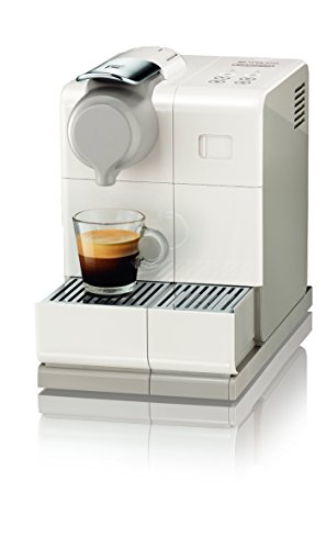 DeLonghi Jovia Lattissima Touch Freestanding Pod coffee machine 0.9L Beige, White – coffee makers (Freestanding, Pod coffee machine, 0.9 L, Coffee capsule, 1400 W, Beige, White)