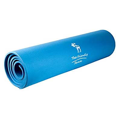 The Friendly Swede Yogamatte - ideal für Yoga und Pilates