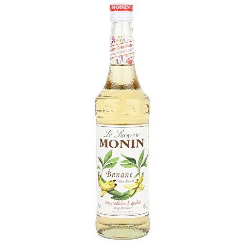 Monin Banana Yellow Syrup, 700ml