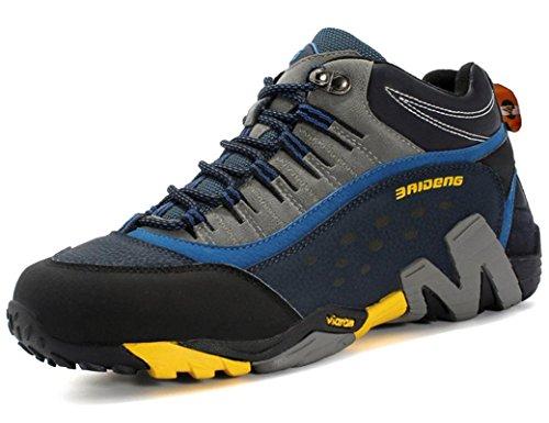 GNEDIAE Hike Trekking Wanderhalbschuhe Outdoor Sport Wander Schuhe Walking Wanderstiefel Boots für Herren Damen 40-46