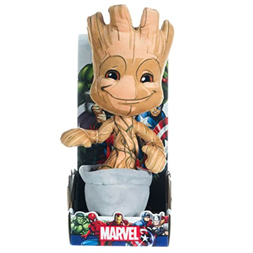 "Guardians of the Galaxy 10"" Baby Groot Soft Toy"