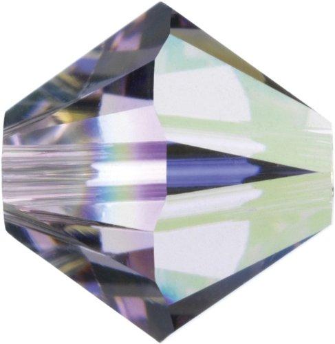 Original Swarovski Elements Beads 5328 MM 4,0 - Olivine (228) ; Diameter in mm: 4.0 ; Packing Unit: 1440 pcs. Light Amethyst Aurore Boreale (212 AB)