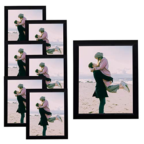 BELLE VOUS Marco Fotos Paquete 7 10 X 8 - Portafotos