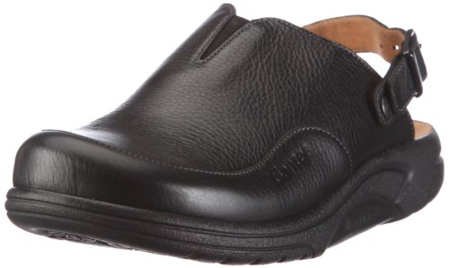 Ganter AKTIV Fabia, Weite F 3-202337-02000 Damen Clogs & Pantoletten Schwarz (schwarz 0100)