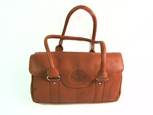 London Leather - Sacchetto donna Tenné