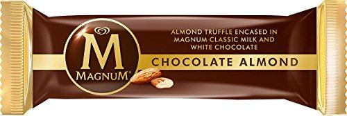 Magnum Riegel Mandel, 30er Pack (30 x 31 g) Spanische Schokolade
