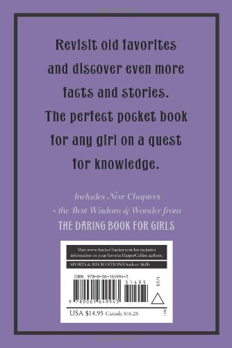 The Pocket Daring Book for Girls: Wisdom & Wonder
