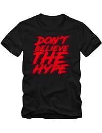 Public Enemy Fan T-Shirt Herren Don´t Belive The Hype Rebellion Hip Hop
