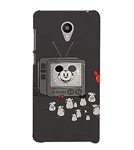 EPICCASE Mick Mouse(s) Mobile Back Case Cover For Meizu M2 (Designer Case)