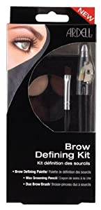 Ardell 3 Piece Brow Defining Kit by Ardell