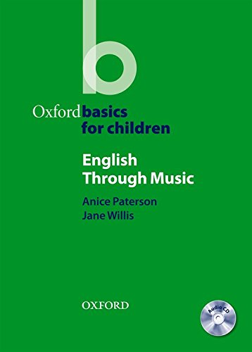 English through Music (Oxford Basics for Children)