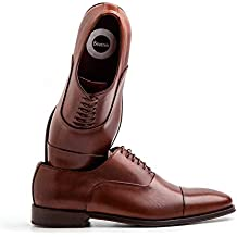 d6994b320cf Zapato Oxford en Piel marrón Beatnik Miller Brown.