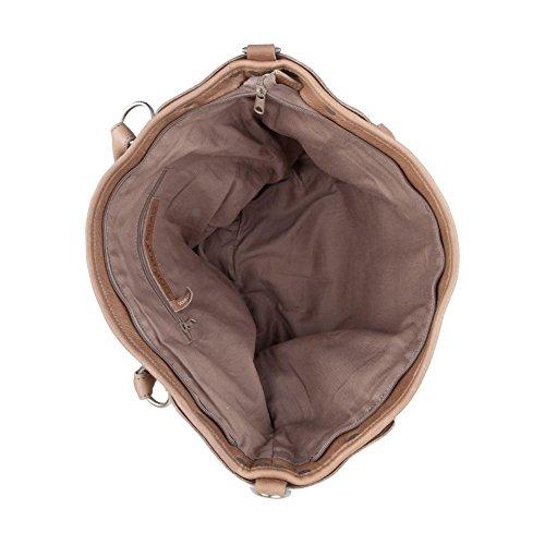 Cowboysbag, tasca per donna Marron - Elephant Grey (Braun)