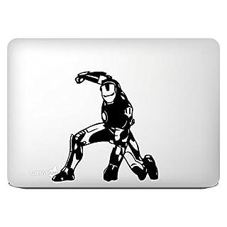 Adesiviamo Ironman Power Punch decal sticker for apple mac macbook all models 17