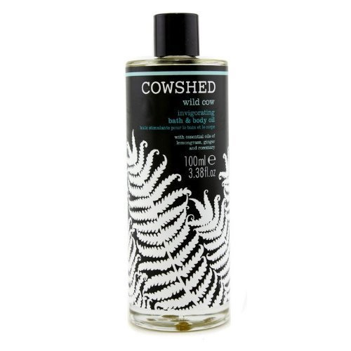 Personal Care - Cowshed - Wild Cow Invigorating Bath & Body Oil 100ml/3.38oz by Cowshed