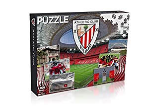 Athletic Club Bilbao- Puzzle Athletic Club 1000 Piezas (11862), (Eleven Force 1)