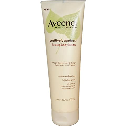 Aveeno Positively Ageless Firming Body Lotion - 8 Oz