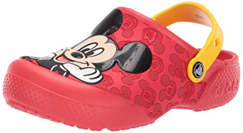 Crocs Unisex Kids Fun Lab Mickey Clog