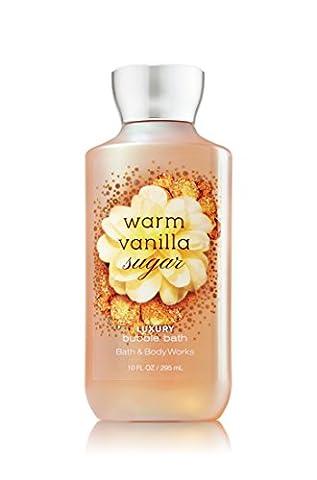 Bath and Body Works - Warm Vanilla Sugar Luxury Bubble Bath - Bain moussant - 295ml