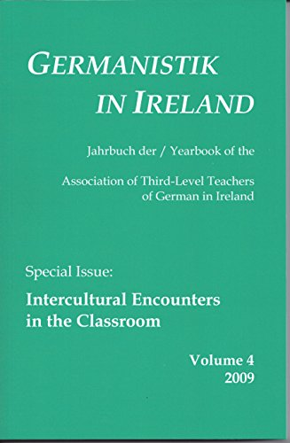 Germanistik in Ireland: Intercultural Encounters in the Classroom