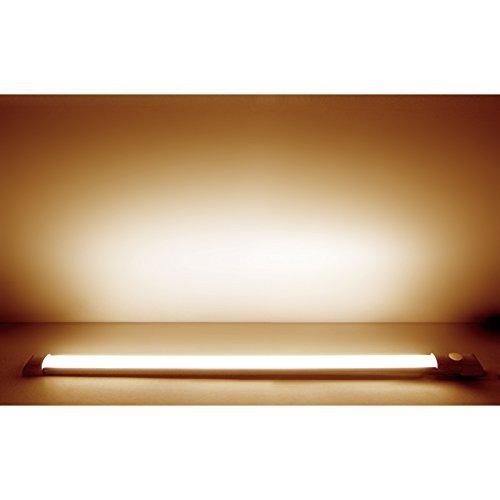 Dream Lighting 12V led Unterbauleuchte mit Schalter/Niederspannung LED Küche Leuchten für Wohnwagen/Reisemobil/Wohnmobil, 300mm Warm Weiß, Zwei Phased-Helligkeit - 4