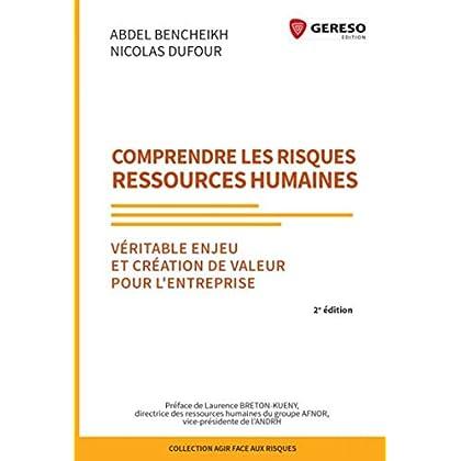 Comprendre les risques Ressources Humaines: Véritable enjeu et création de valeur pour l'entreprise. Préface de Laurence Bretn-Kueny