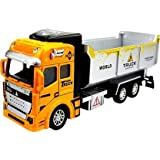 Parteet Pull Back Diecast Loading Trucks Toy for Kids