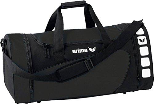 Erima Sporttasche, schwarz/Schwarz, M, 46 Liter (Absolut Shaker)