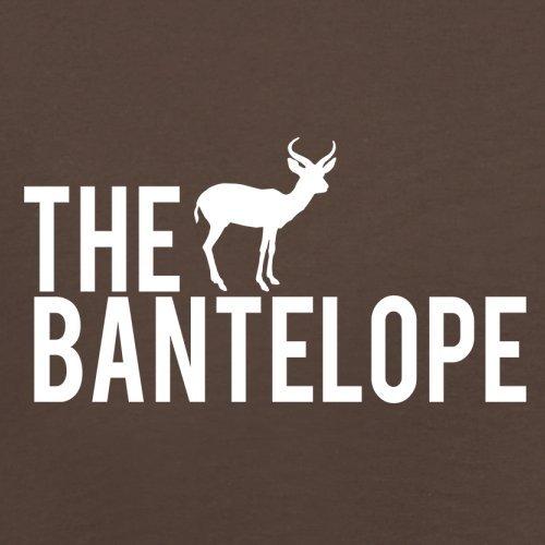 Bantelope - Herren T-Shirt - 13 Farben Schokobraun