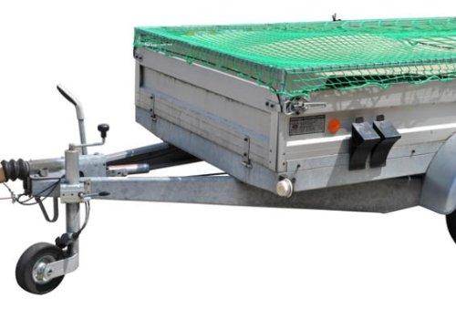 Anhängernetz, Containernetz, Sicherungsnetz, Ladungssicherungsnetz, 2,20 x 1,50 m