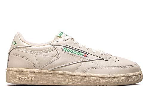 Reebok Classic Herren Sneaker Club C 1985 TV Weiss (10) 44,5 - Reebok Classic Club