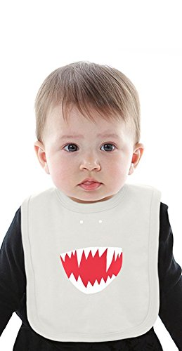 Spidey Face Organic Bib With Ties - Spiderman Shirt Vintage