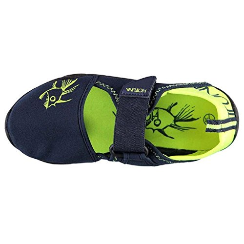 Hot Tuna Splasher Aqua Schuhe Navy/Green Sandals