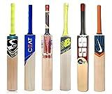JAY ANTIQUES Heavy Wooden Cricket Bat for Young 1 PCS BAT RANDOME BAT