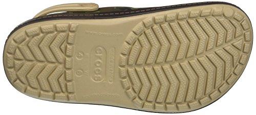 crocs Unisex-Erwachsene Cbndcamo2clg Clogs Beige (Tumbleweed)