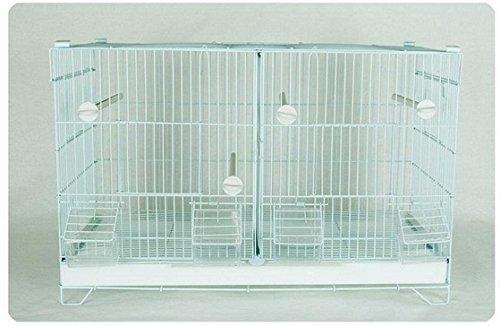 Bird Supplies Hard-Working Gabbia Cova 30 Zincata. Pet Supplies