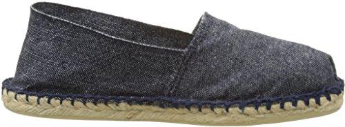 Cala Unisex-Erwachsene Classique Espadrilles Blau (Jean)