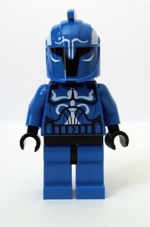LEGO Star Wars - Minifigur Senate Commando -
