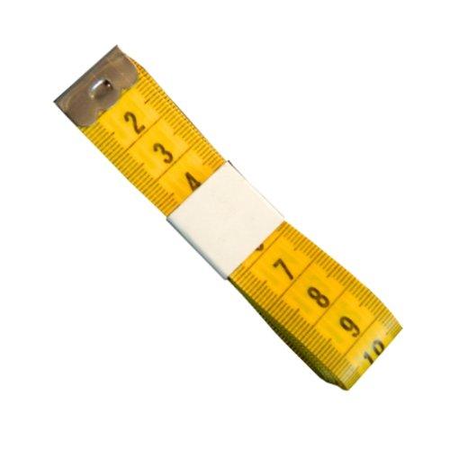 Big-sam –Juego de 2 cintas métricas de sastre, 1,50m