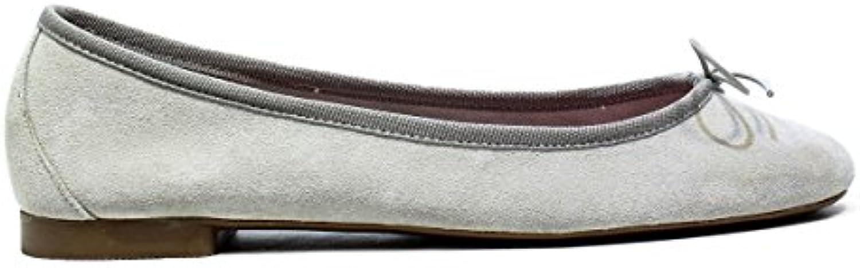 ROUGE CARPE Zapatos de mujer con tacón, tacón, NUEVO VERANO COLECCIÓN PRIMAVERA 2016 piel de gamuza ICE