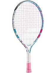 BABOLAT B Fly 25Racchette da tennis, Unisex bambini, B Fly 25, Viola/Rosa/Blu