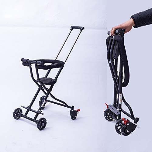 MLWTB Tricycle léger à 4 roues pour enfant