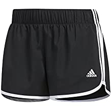 Donna Nero Adidas Amazon Pantaloncini it 7wBqB8T4