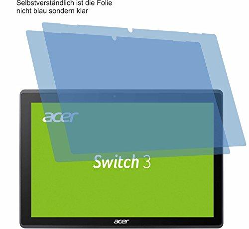4ProTec 2X ANTIREFLEX matt Schutzfolie für Acer Switch 3 SW312-31 Bildschirmschutzfolie Displayschutzfolie Schutzhülle Bildschirmschutz Bildschirmfolie Folie