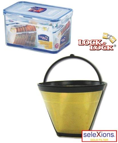Kaffee Filter Set GF4 & HPL818